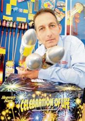 Nigel - Heavenly stars fireworks