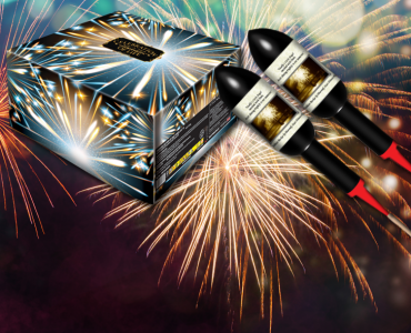 Rememberance fireworks pack - heavenly stars fireworks