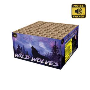 wild wolves fireworks